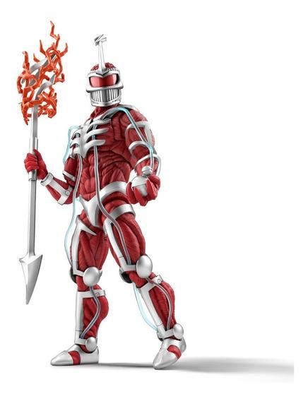Boneco Lord Zedd Lightning Collection Zed Power Rangers
