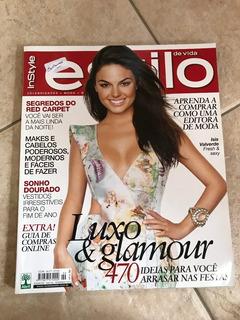 Revista Estilo 99 Isis Valverde Alinne Moraes Claudia Raia