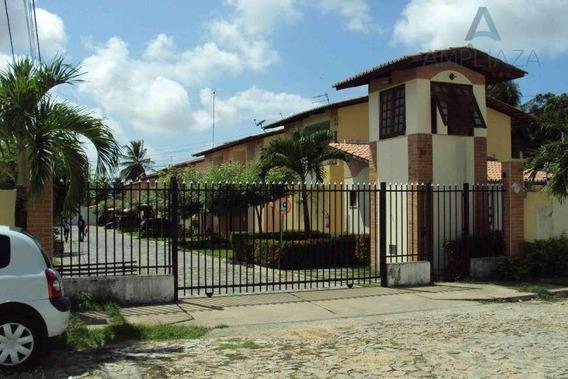 Casa Com 2 Dormitórios Para Alugar, 60 M² Por R$ 600,00/mês - Lagoa Redonda - Fortaleza/ce - Ca0116