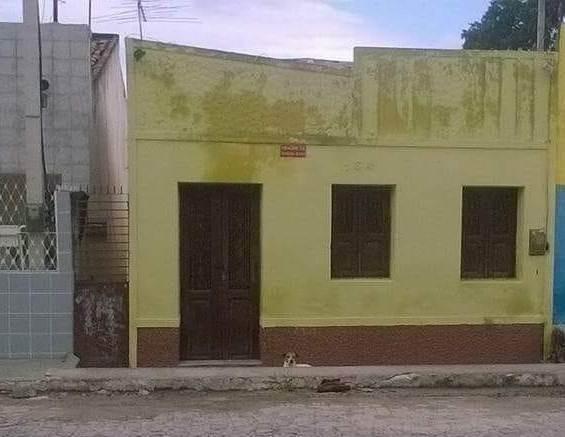 Casa Em Prado, Gravatá/pe De 100m² 3 Quartos À Venda Por R$ 180.000,00 - Ca616465