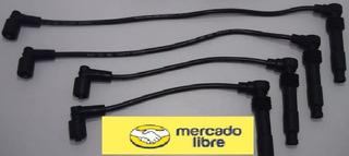 Cables Bujía Optra Limited 2004-2006 Tapa Negra 1.8