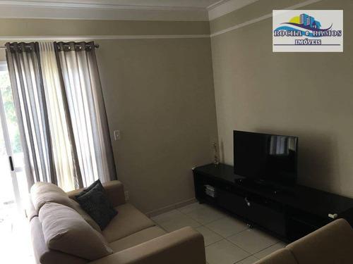 Apartamento Venda Jardim Ypê Paulínia Sp. - Ap0960