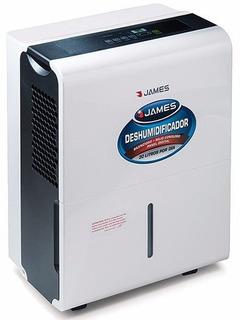 Deshumidificador James 30 Lts Digital Area Hasta 72m2 Pcm
