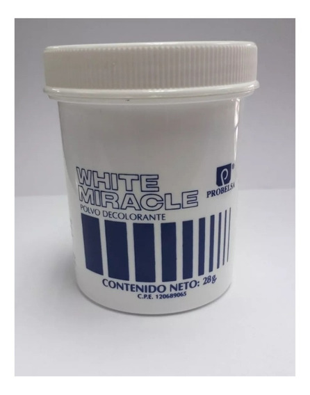 White Miracle Decolorante 28gr