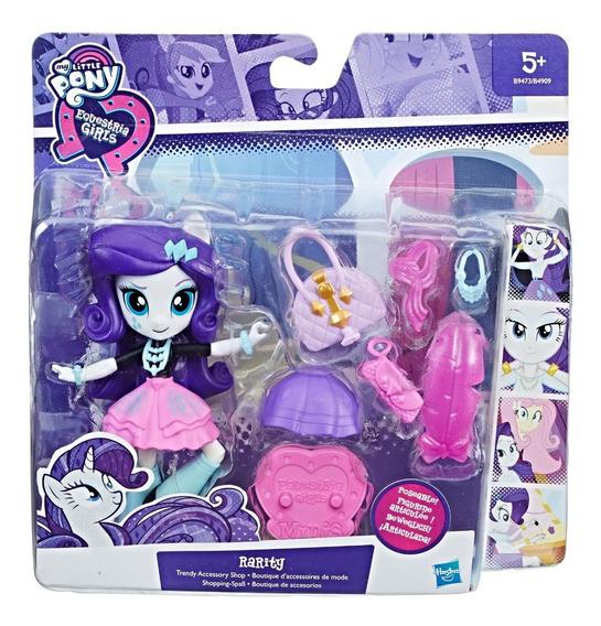 Mi Pequeño Pony Hasbro B4909 Mini Equestria Girls Articulada