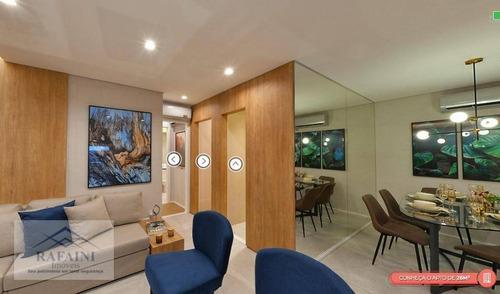 Apartamento Com 1 Dormitório À Venda, 26 M² Por R$ 226.000,00 - Vila Prudente (zona Leste) - São Paulo/sp - Ap0698