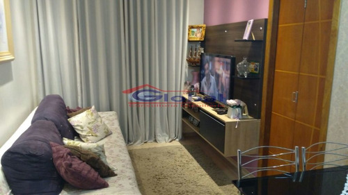 Apartamento  - Vila Lutécia - Santo André - Gl37612