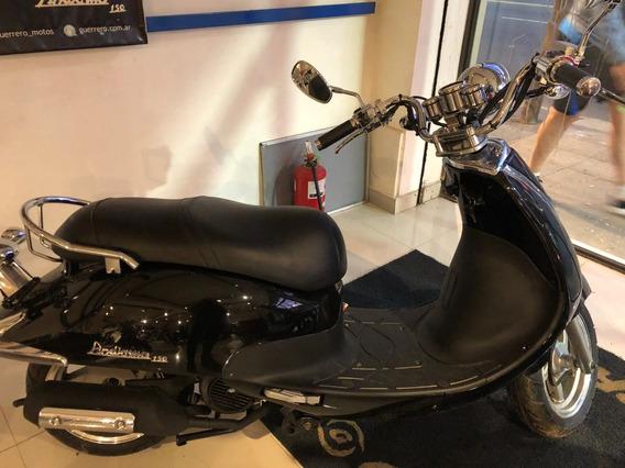 Scooter Guerrero Andiamo Custom 150