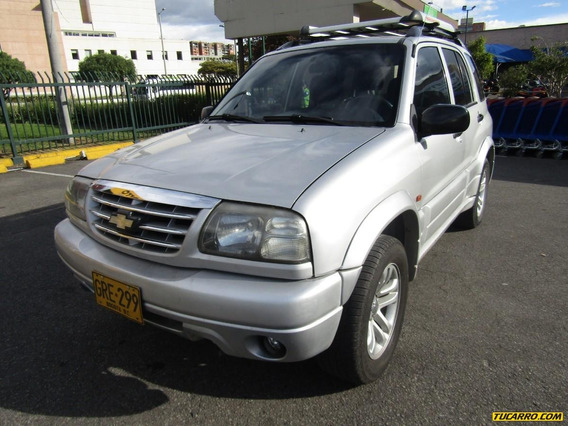 Chevrolet Grand Vitara 2.0 L Mt 2000cc 5p 4x2