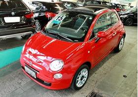 Fiat 500 1.4 Cabrio 8v Flex 2p Automatizado