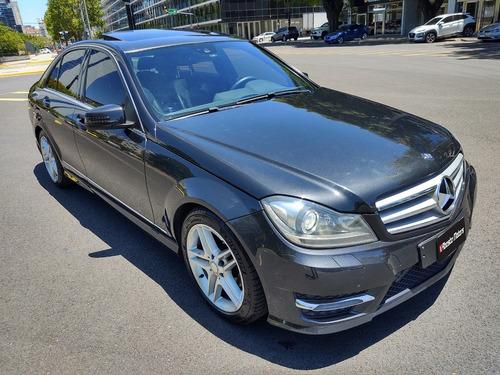 Mercedes Benz C 250 C250 2013 Be Avant Garde Abasto Motors