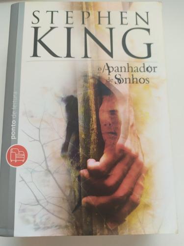 O Apanhador De Sonhos Stephen King Ponto De Leitura