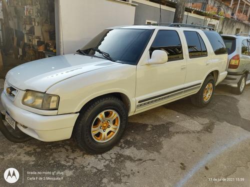 Raridade Blazer Executive, Automática, 4.3 V6, Gas/gnv 1997
