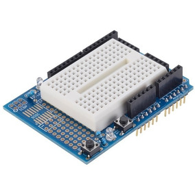 Protoshield V5 V.5 + Protoboard 170 - Proto Shield Arduino