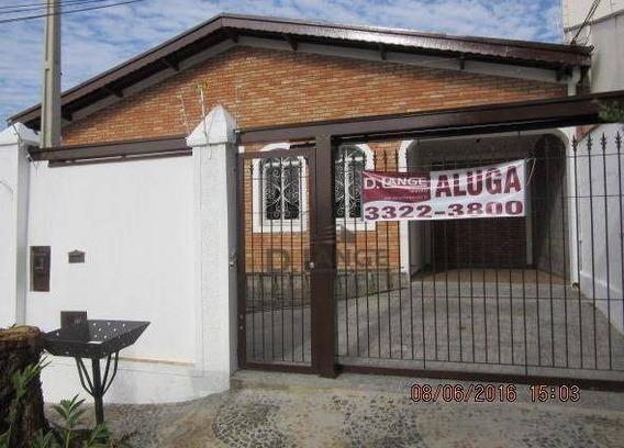 Casa Com 3 Dormitórios Para Alugar, 250 M² Por R$ 3.300,00/mês - Jardim Nossa Senhora Auxiliadora - Campinas/sp - Ca4574