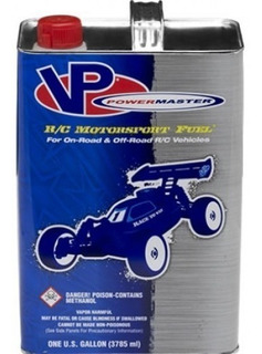 Powermaster Vp Car Fuel 20% Nitro 14% Aceite