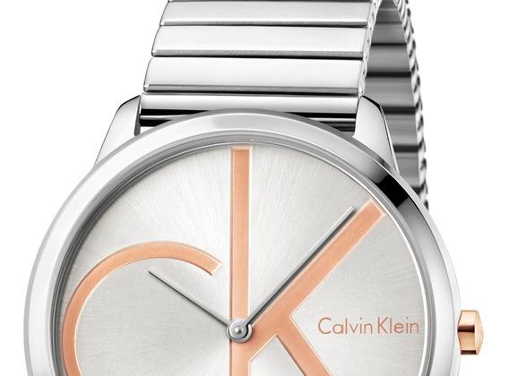 Reloj Unisex Calvin Klein Minimal Silver K3m21bz6 40mm