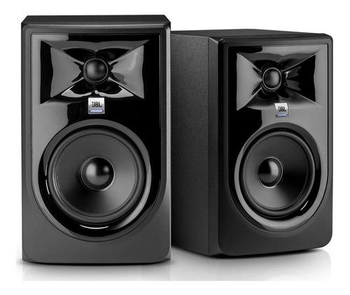 Imagen 1 de 9 de Par De Monitores De Estudio Jbl 305p Mkii 3 Series
