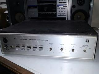 Amplificador Ken Brown Pro Sound 2000 A Revisar, Reparar