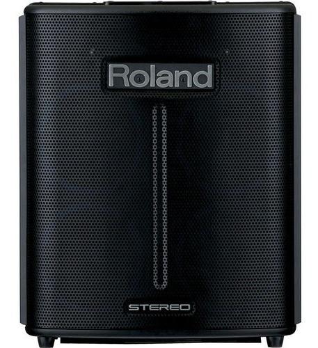 Roland Ba 330   Amp E Sistema De Pa Portátil   Nf + Garantia