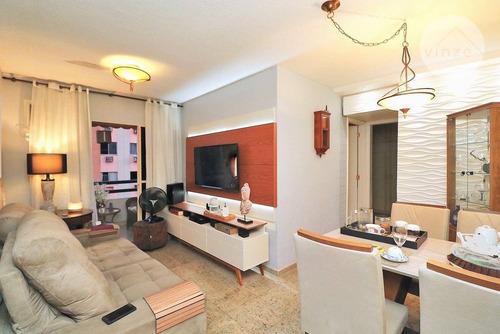 Imagem 1 de 17 de Apartamento Com 2 Quartos, 64 M² Ótima Localização No Pechincha - Ap0074