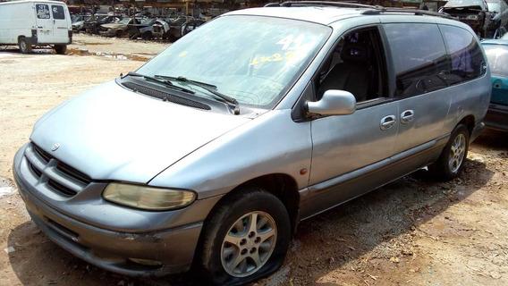 Chrysler Gran Caravan, Grancaravan ,97, Sucata,baixado,peças