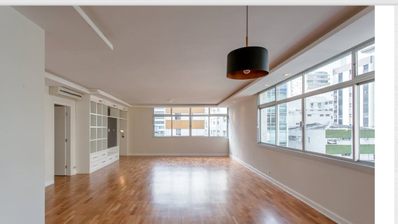 Apartamento De Condomínio Em Higienópolis - Sp - Ap0283_brgt