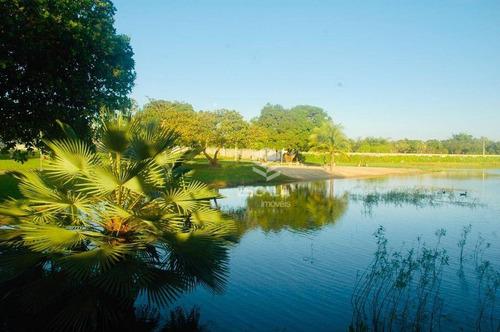 Lote À Venda, 327 M², Jardins Do Lago, Condominio Fechado, Financia - Centro - Eusébio/ce - Te0294
