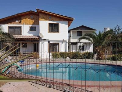 Se Arrienda 2 Casas, En Un Mismo Terreno, Batuco.