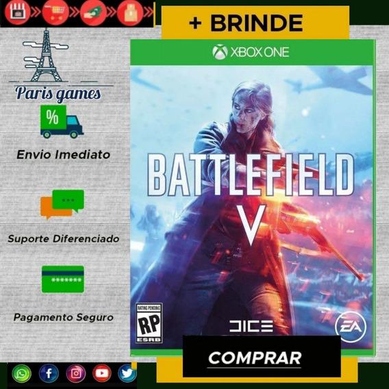 Battlefield V Bf 5 Xbox One Mídia Digital Ed.deluxe +brindes