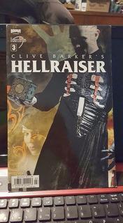 Hellraiser, Comic, Clive Barker N.3, Usado Original