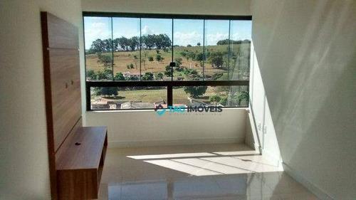 Imagem 1 de 16 de Apartamento Para Venda Com 88m² No Jardim Ypê  Em Paulínia - Sp - Ap2778