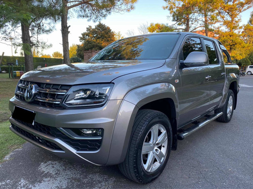 Volkswagen Amarok 2.0 Cd Tdi 180cv 4x2 Highline Pack At 2018