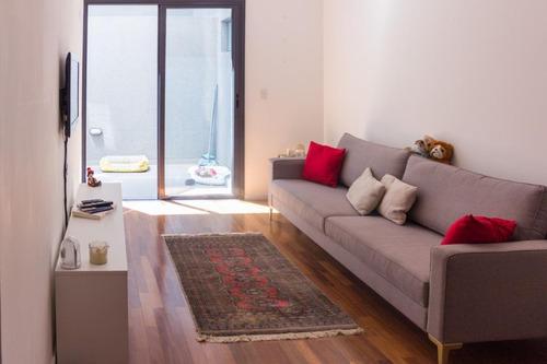 Apartamento Com 2 Dormitórios Para Alugar, 70 M² Por R$ 4.800,00/mês - Perdizes - São Paulo/sp - Ap18549