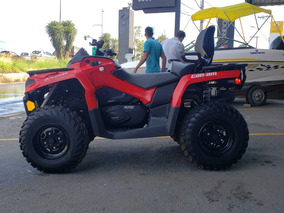 Quadriciclo Can-am Outlander 570 Max 2018