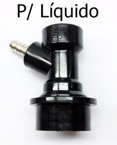 Conector Ball-lock Espigão 1/4 Para Post Mix - P/ Líquido