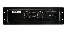 Amplificador De Potência Mark Audio Mk8500 1500w - Mk 8500
