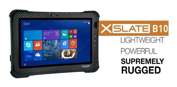 Pc Zebra Tablet Robusto Xplore Xslate B10 Ex