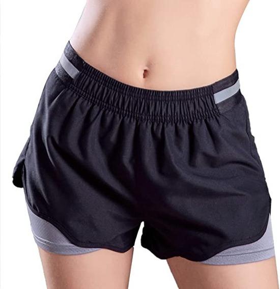 Pantalón Corto De Correr Metme Para Mujer