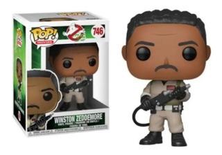 Funko Pop Ghostbusters Winston Zeddmore Envio Inmediato