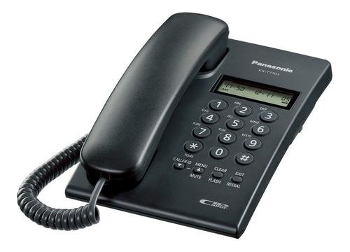 Teléfono De Mesa Panasonic Kx-t7703 Identificador Llamadas