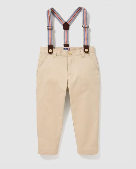 Pantalón Para Niños Casual Varios Colores