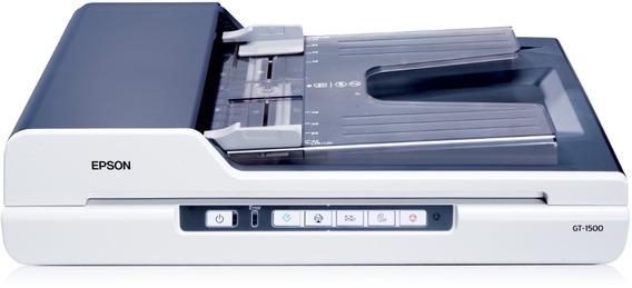 Scanner Epson Workforce Gt1500 + Nf + Envio Imediato