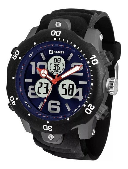 Relógio X-games Modelo Xmppd297