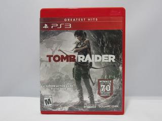 Tomb Raider - Ps3 ¡fisico-usado!
