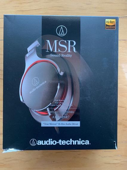 Fone Audio-technica Ath-msr7