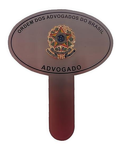 Placa Inox Personalizada Para Identificação - Frete Grátis!