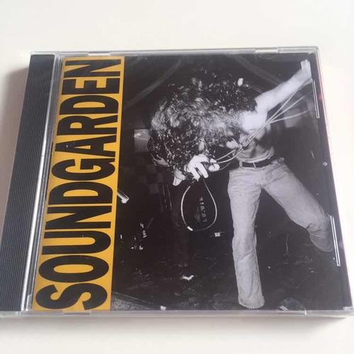 Soundgarden - Louder Than Love - Cd Nuevo Edc Europea