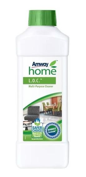 Loc Limpiador Tapizados Shampoo Extractor Detailing Amway