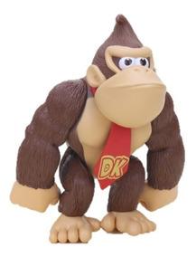 Boneco Donkey Kong 15 Cm Action Figure A Pronta Entrega